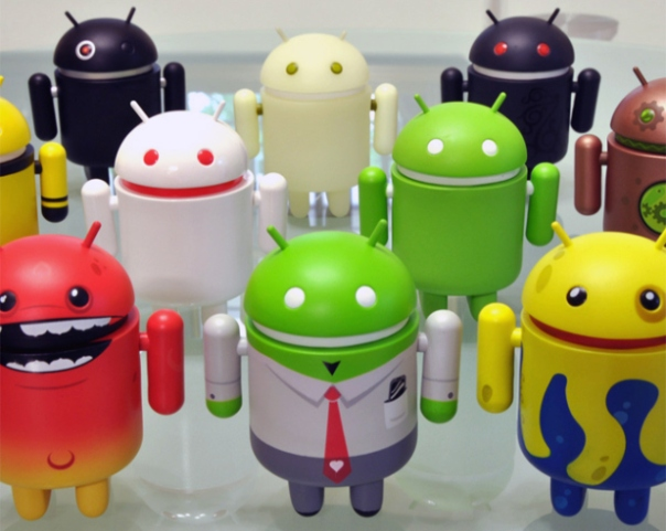 android-robots-everywhere