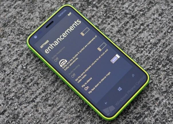 Lumia 620 Flip