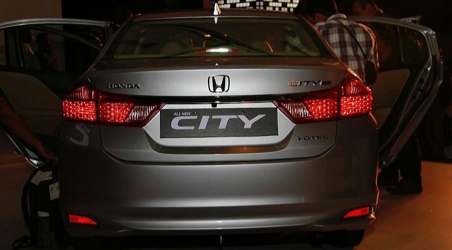 New Honda City 2014 : Pakistan 2014 | Techoism News